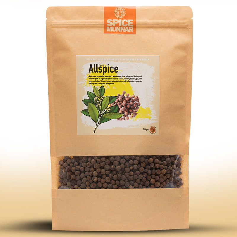 Allspice-spice-munnar
