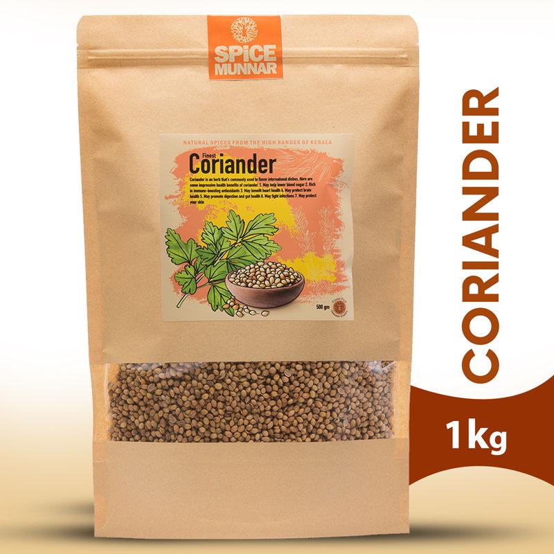 coriander -spice-munnar