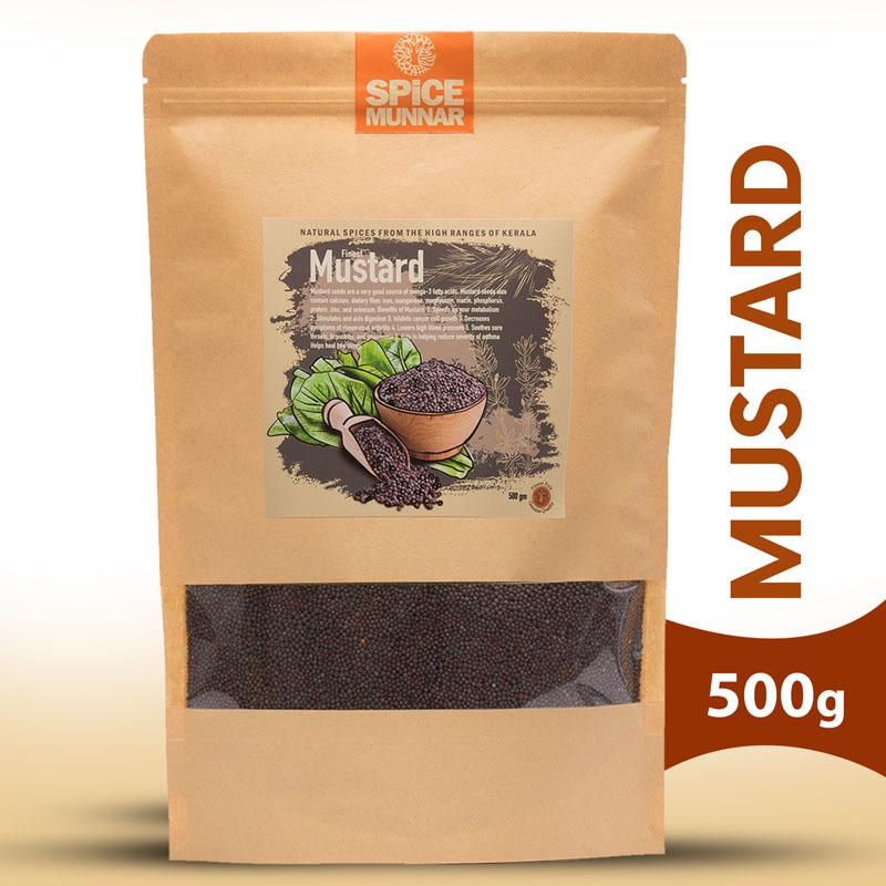 mustard -spice munnar