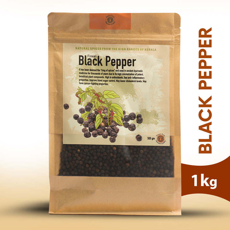 black pepper- Kerala Spices
