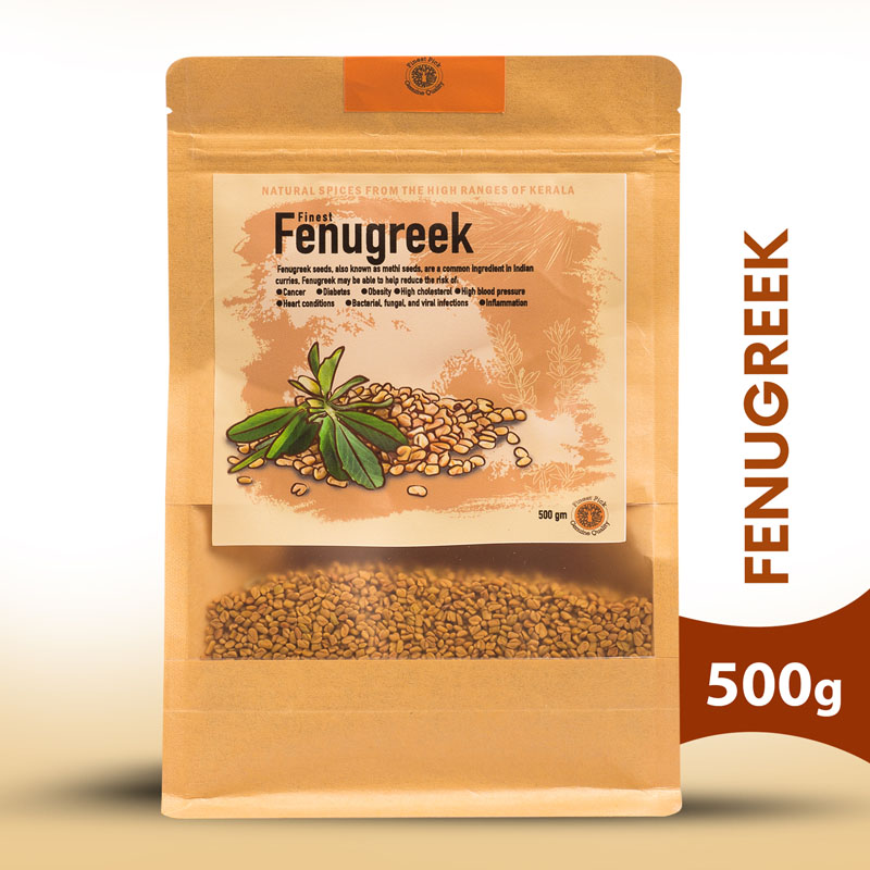 fenugreek - spices kerala