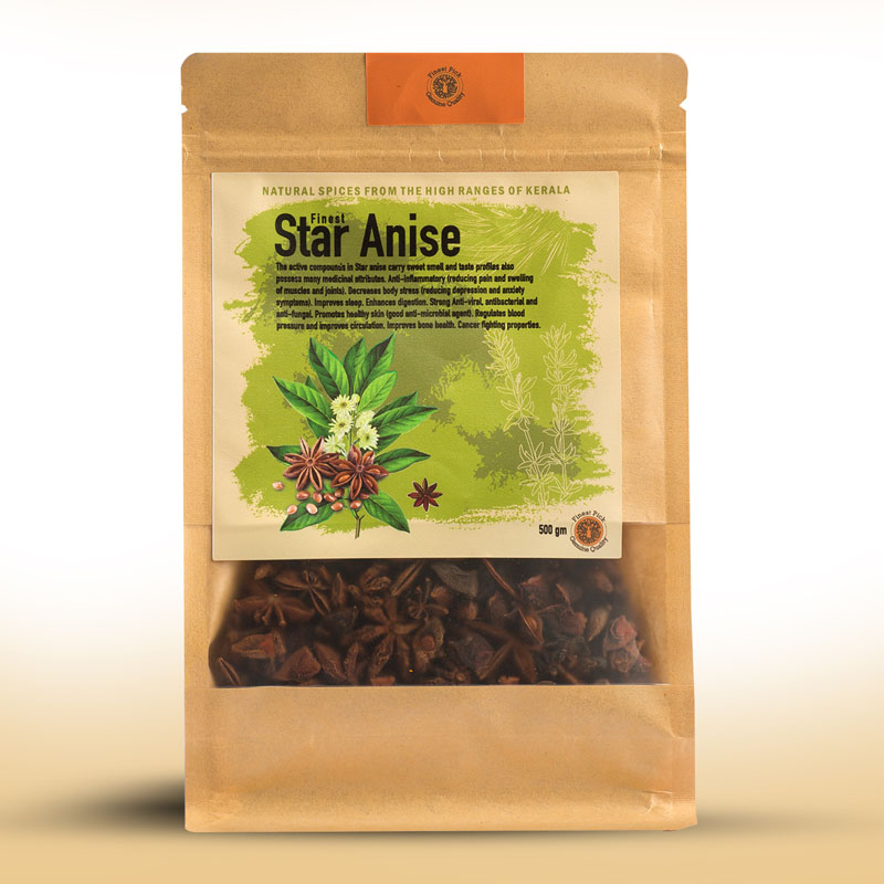 Star anise - Kerala Spices