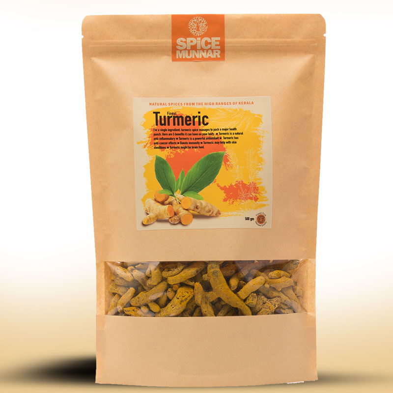 Turmeric - Spices of Kerala