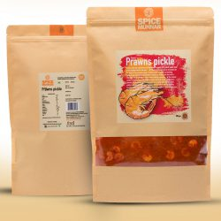 Prawns pickle - Kerala Spices