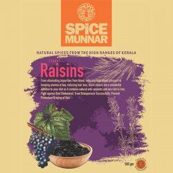 Raisins - dry fruits- munnar spices