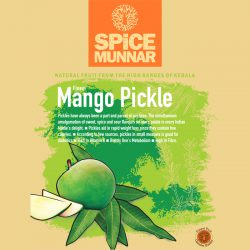 mango pickle Spice-munnar