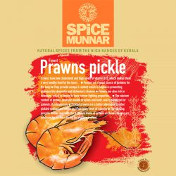 prawns pickle