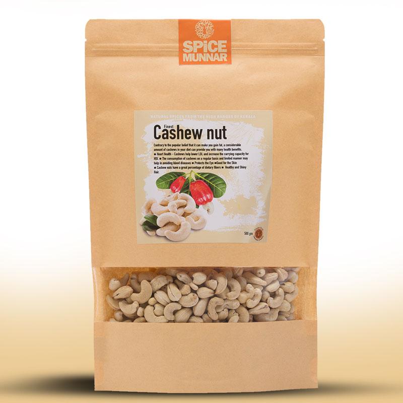 Cashew nut- spice munnar