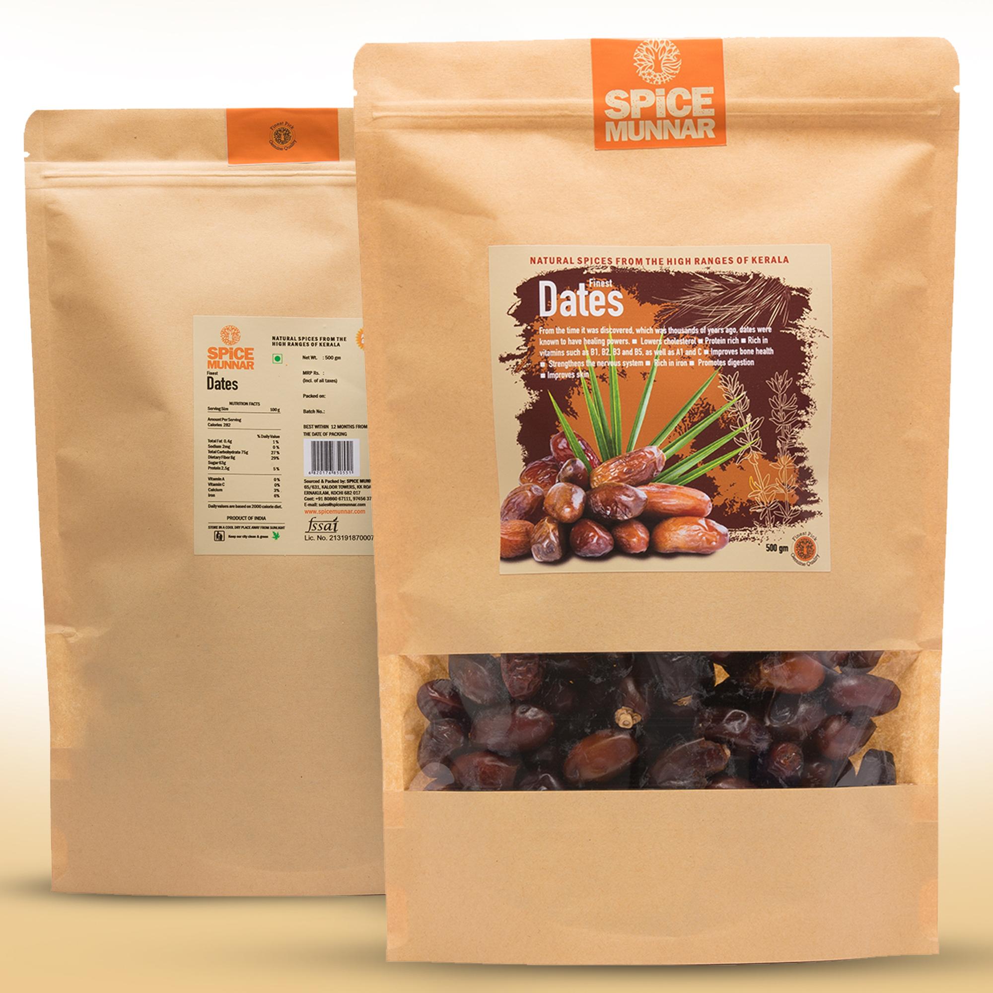Dates - spice kerala