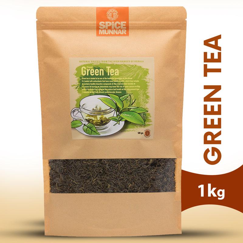 Green Tea- Spice Munnar