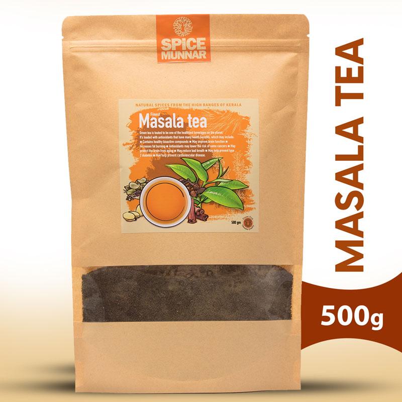 Masala tea - Spice Munnar