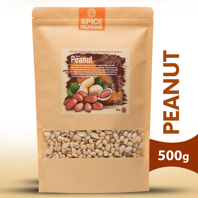 Peanut - KeralaSpices - Munnar Spices