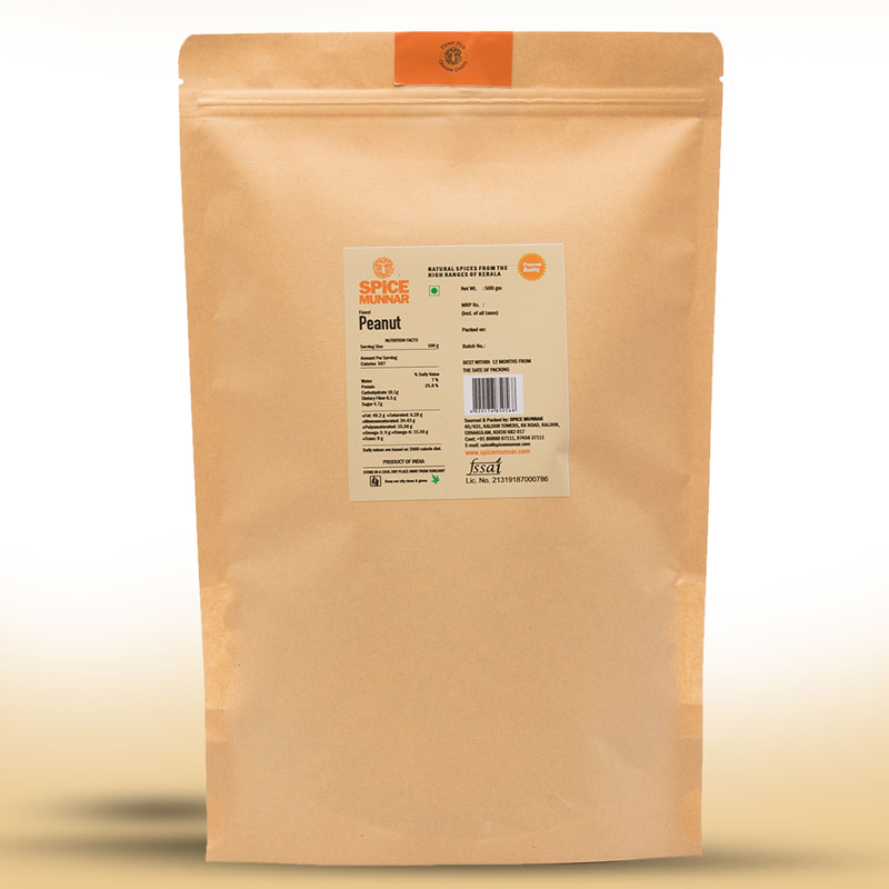 Peanut - KeralaSpices - Munnar Spices