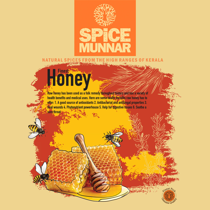 honey - Spice-munnar