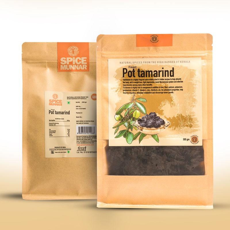 pot tamarind Kerala Spices