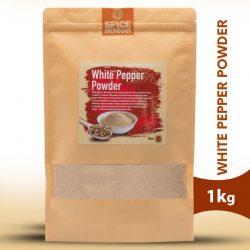 white pepper powder - spices of kerala