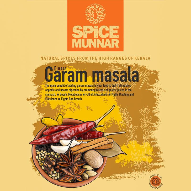 garam-masala - spices Kerala