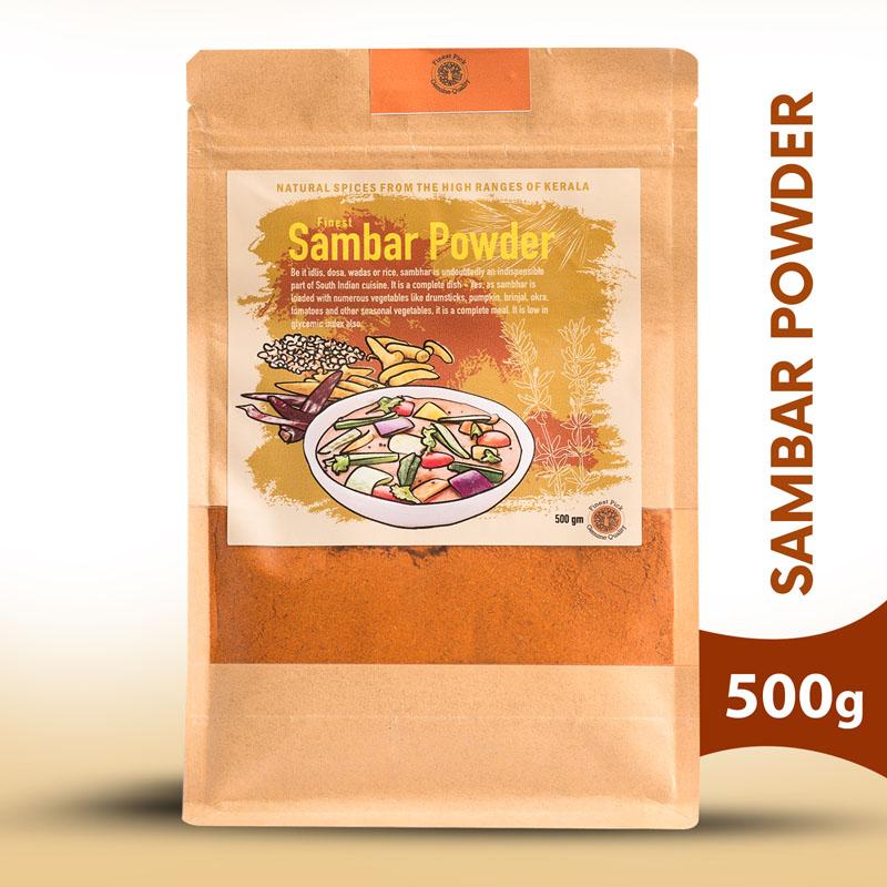 sambar powder - spices kerala