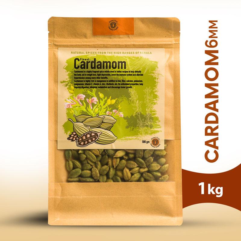cardamom-6mm Kerala Spices